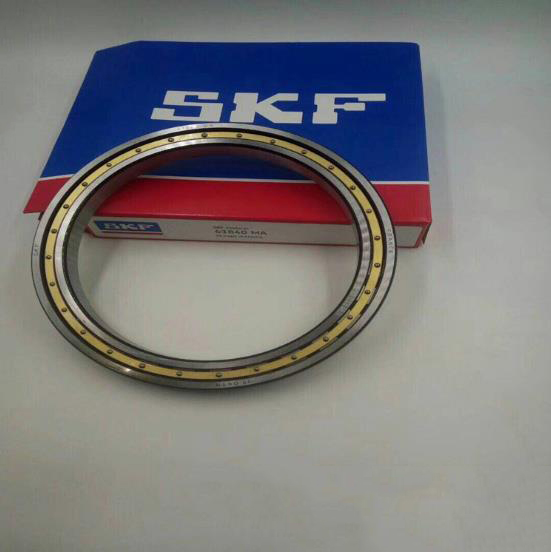 SKF 61840M Brass cage deep groove ball bearing size 200x250x24mm