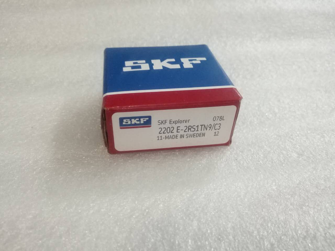 SKF Competitive Price Self-Aligning Ball Bearing 2202ETN9 Stock