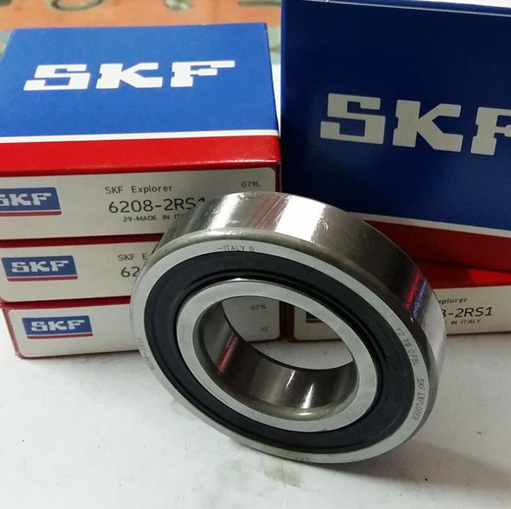 Hot Sale High Speed SKF Bearing 6208 Chrome Steel Large Quantity 6208 bearing