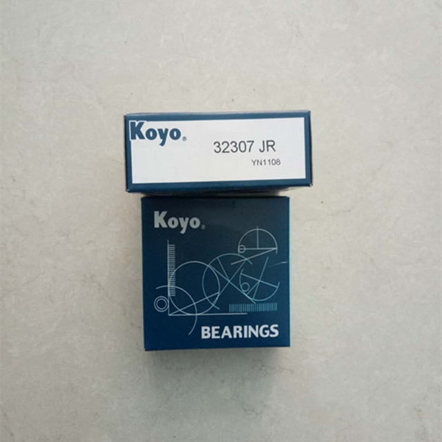 Japan koyo 30303d tapered roller bearing 30303 Szie 17*47*14mm