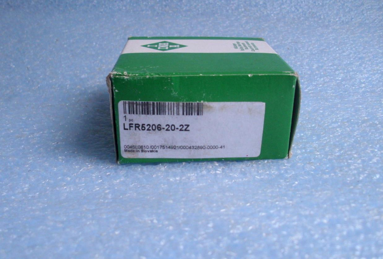 INA agent INA LFR5206-25-2Z outer diameter with modified roller spot genuine original