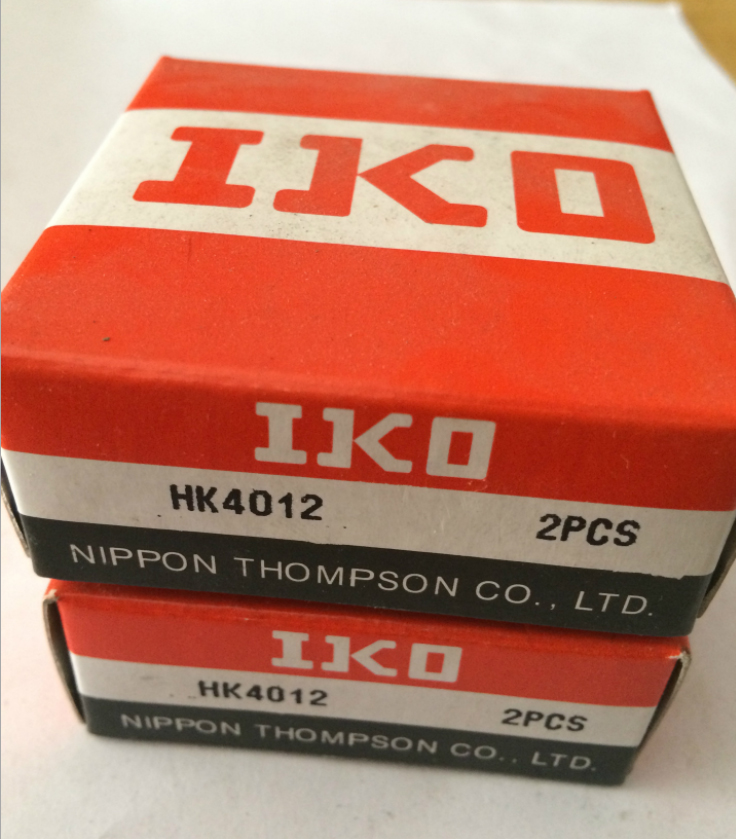 iko brand sell original best quality  Chinese agent 40x47x12mm HK4012 needle roller bearing