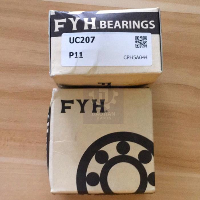ASASHI FYH uc207-104 uc208-108 inch pillow block bearing