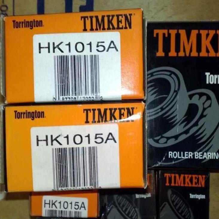 TIMKEN HK1015 needle roller bearing hk1015 & needle roller bearing with sleeve 10x14x15mm