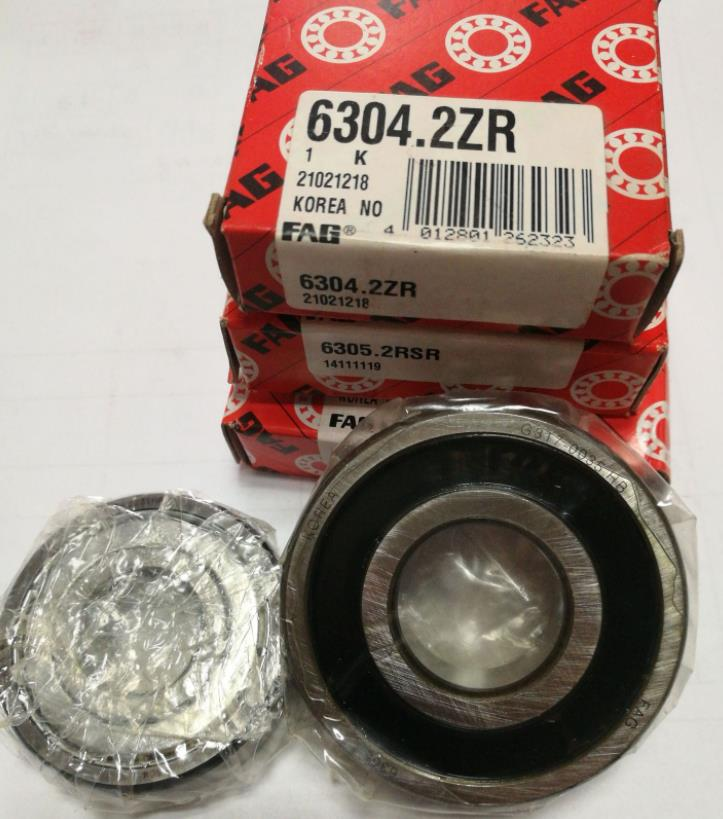 FAG High quality low price electric motor high speed Deep groove ball bearing 6300 6301 6302 6303 6304