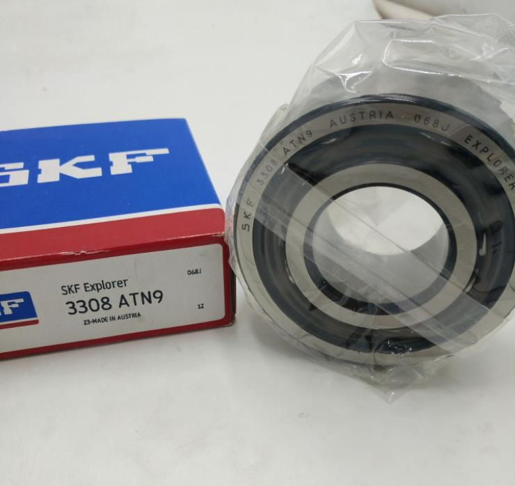 angular contact ball bearing 3306 2RS size 30X72X30.2mm SKF bearing High Load