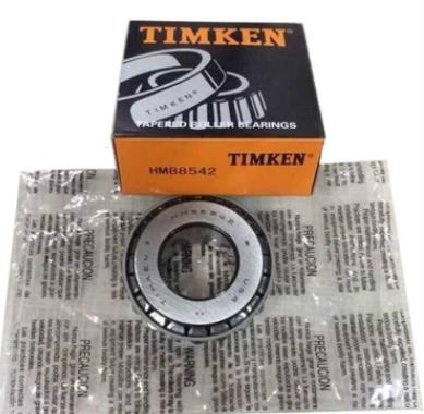 TIMKEN inch tapered roller bearing HM88542 HM88510 bearing size 31.75*73.025*29.37MM