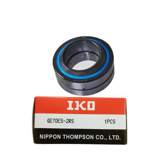 IKO GE70ES-2RS GE Series Rod end Joint bearings Radial Spherical plain bearing GE70ES