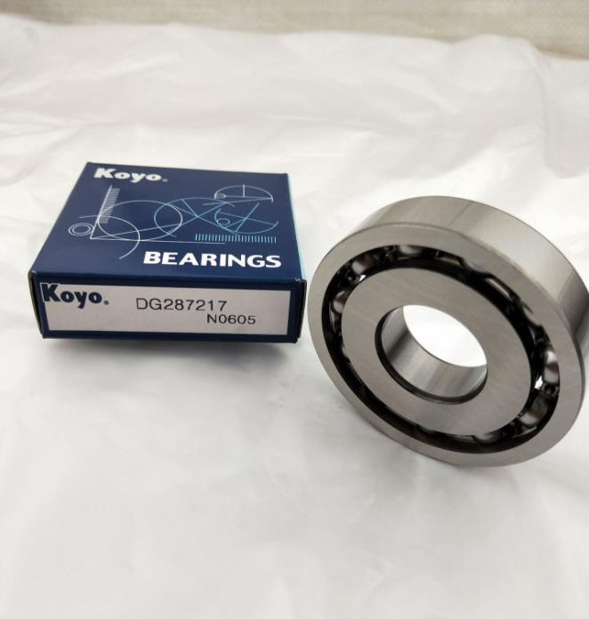 Japan imported KOYO DG287217 automotive transmission bearing size 28*72*17