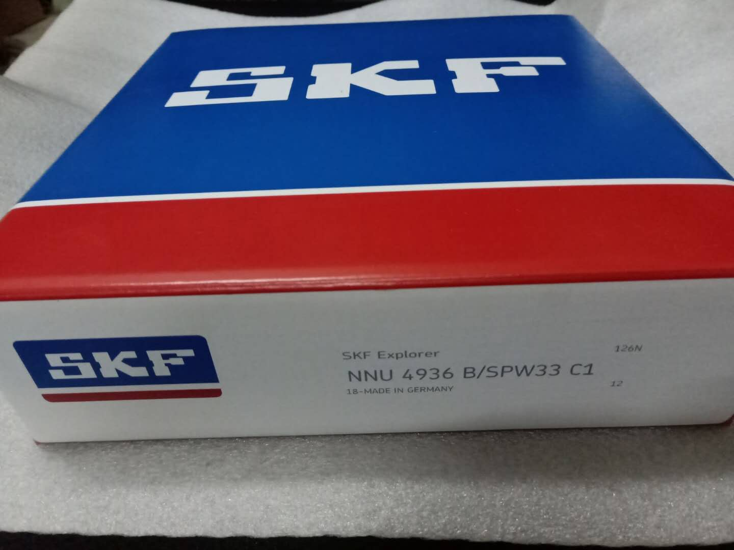 SKF NNU4936BK SPW33 Size 180X250X69mm Long life desulfurization pump bearing
