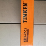 Imported bearings TIMKEN deep groove ball bearings 6319-ZZ C3 sealed bearings Genuine China agent wholesale