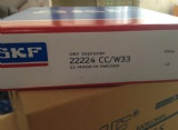SKF 22224 CCW33 Spherical Roller Bearing with Iron cage 120x215x58MM