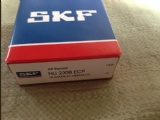 SKF NU2308 ECP single row Cylindrical roller bearing Removable Inner Ring 40X90X33MM
