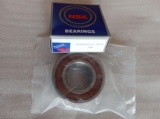 NSK 62206DDU Deep groove bearings 30x62x20mm